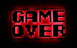سرور دیسکورد گیم اور GAME OVER