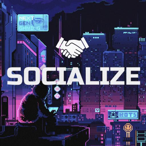 Socialize Discord Server