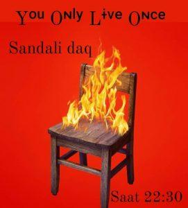 ایونت صندلی داغ سرور دیسکورد YOLO
