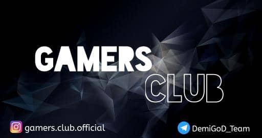 سرور دیسکورد Gamers Club